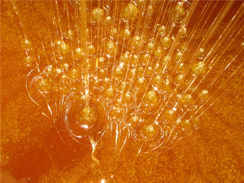Десятки медовых струек