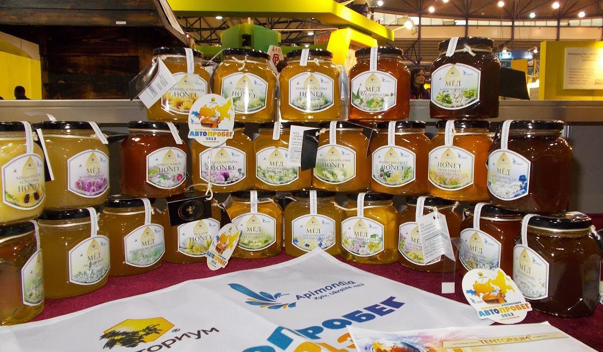 Коллекция медов