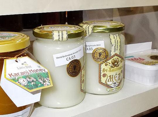 Кристаллизовавшийся мёд