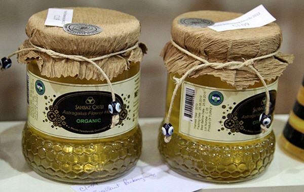 Турецкий мёд