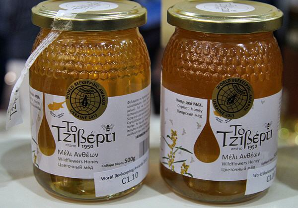 Кипрский мёд