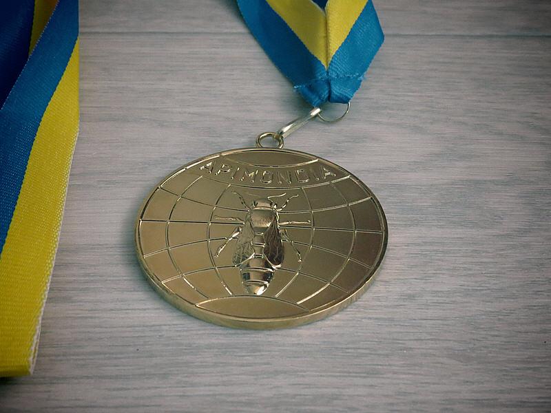 Награда Апимондии-2013