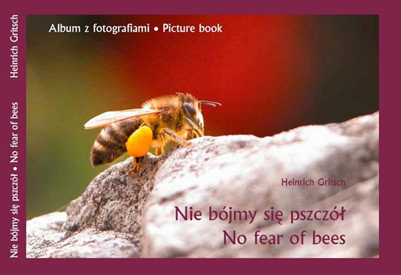 Не бойтесь пчёл