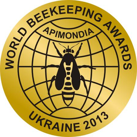 Мировая Пчеловодческая Премия 2013