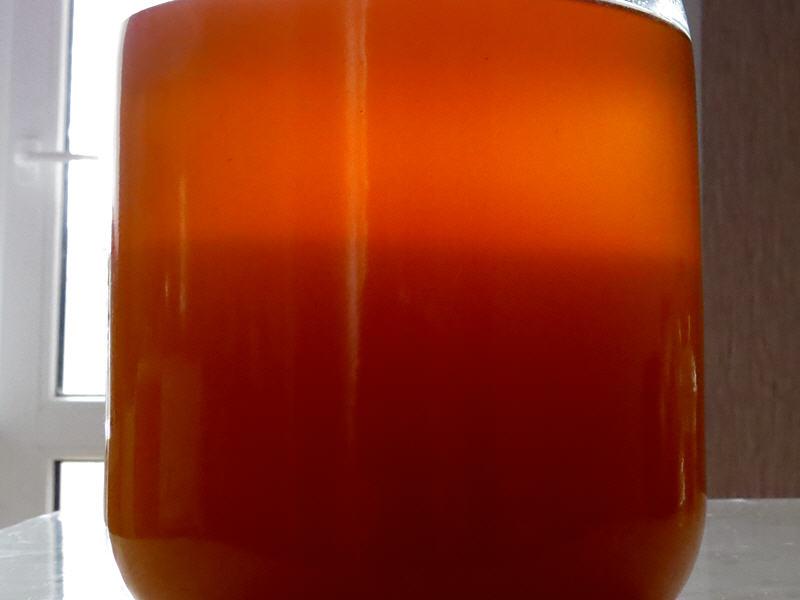 Расслоение мёда