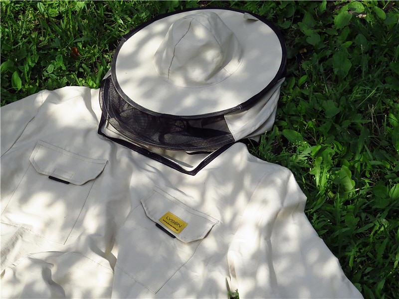 Блуза с встроенной сеткой