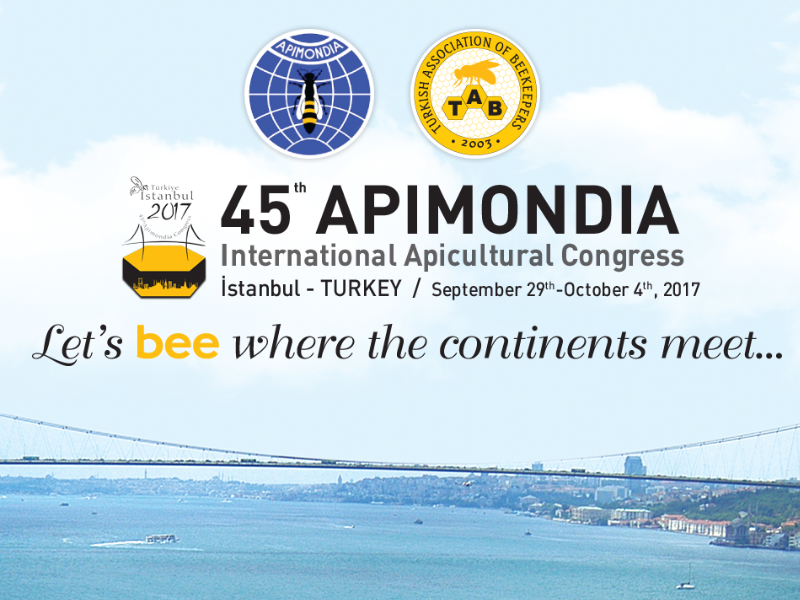 45th APIMONDIA - International Apicultural Congress 2017