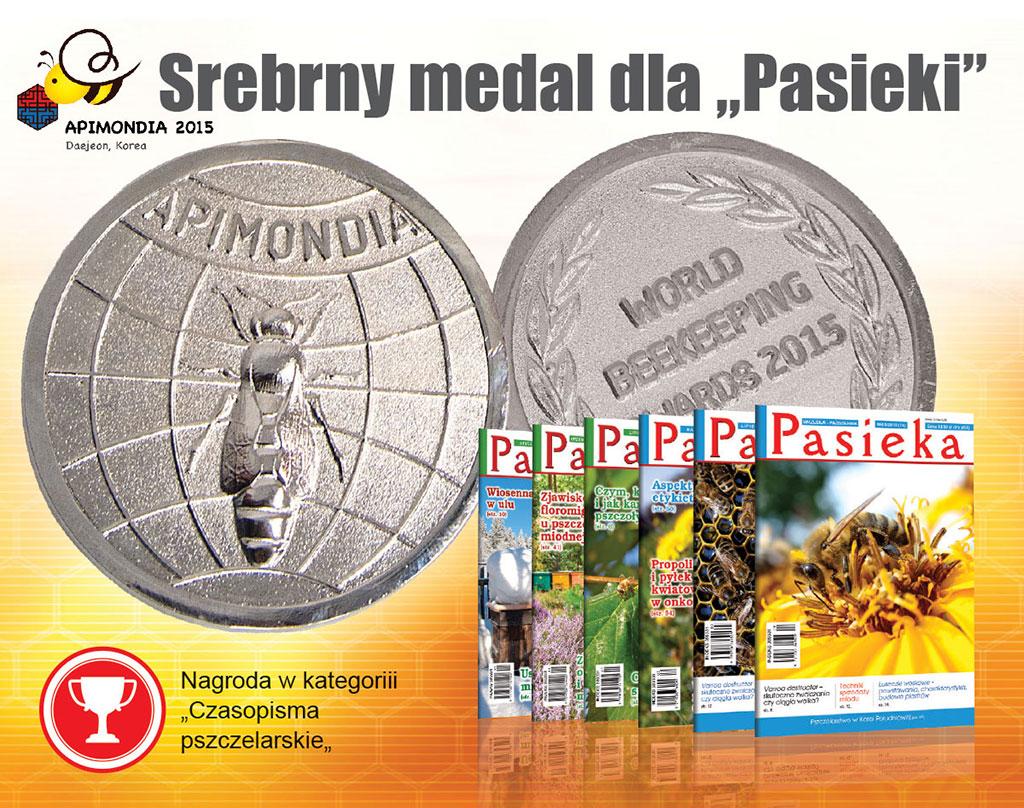 Польский журнал «Pasieka»