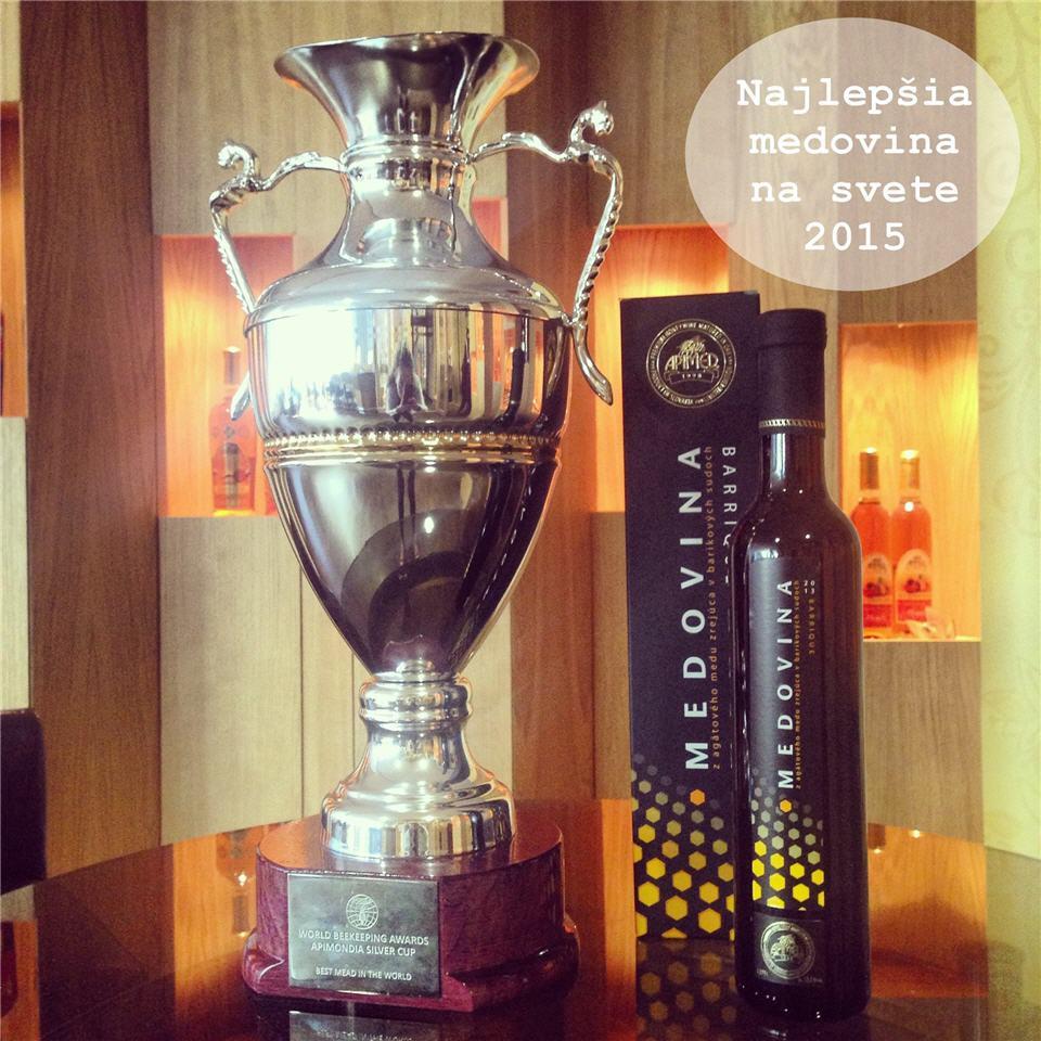 Лучший в мире мёд 2015