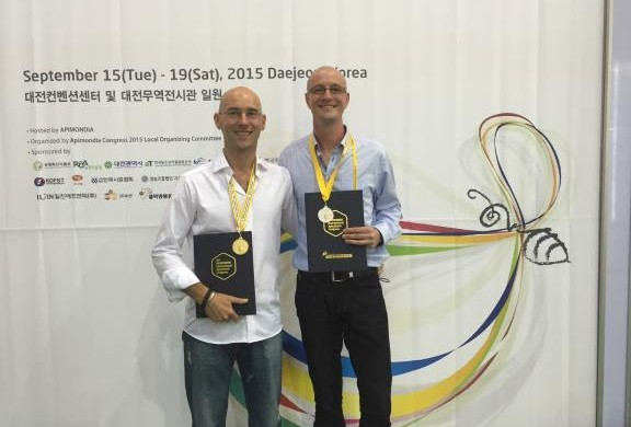Lars Fischer and Zofuz Knudsen