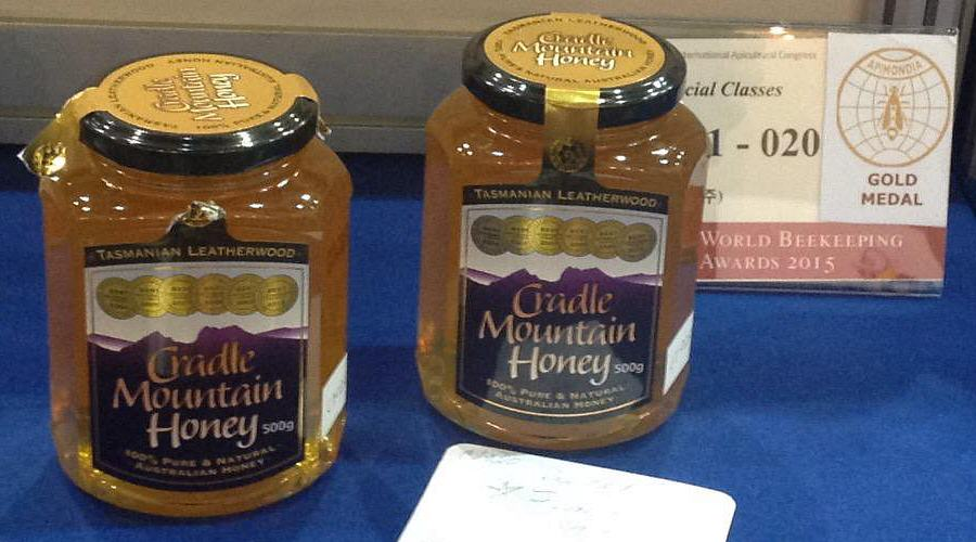 Cradle Mountain Honey