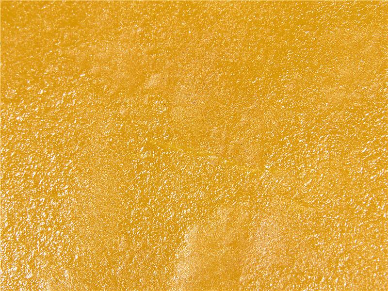 Поверхность пчелиного воска